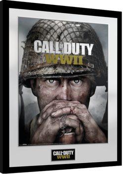 Call Of Duty: Stronghold - WWII Dogtags Afiș înrămat