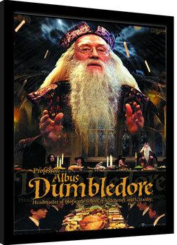 Harry Potter - Dumbledore Afiș înrămat