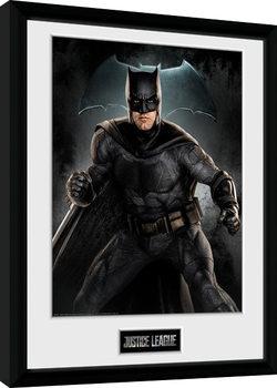 Justice League Movie - Batman Solo Afiș înrămat