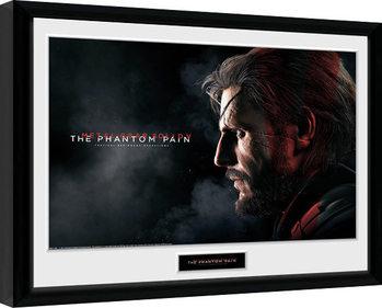 Metal Gear Solid V - Snake Afiș înrămat