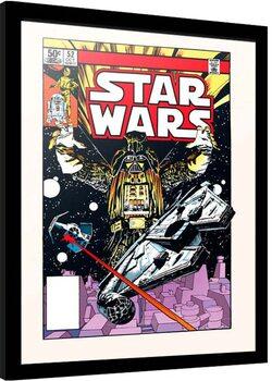 Afiș înrămat Star Wars - To Take the Tarkin