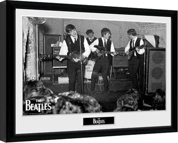 Afiș înrămat The Beatles - The Cavern 3