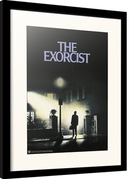 Afiș înrămat The Exorcist