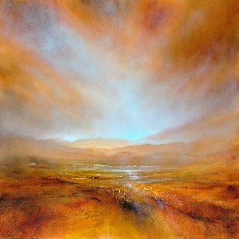 Tablou Canvas Autumnal light