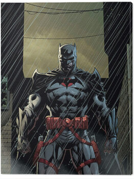 Tablou Canvas Batman - Flash Point