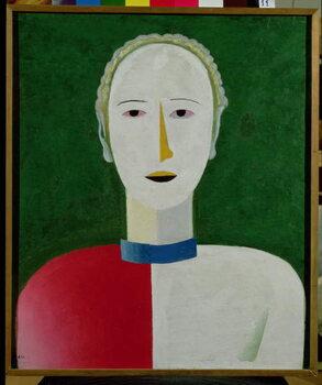 Tablou Canvas Female Portrait