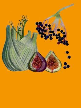 Tablou Canvas Fruit & veggies vegetables 2020