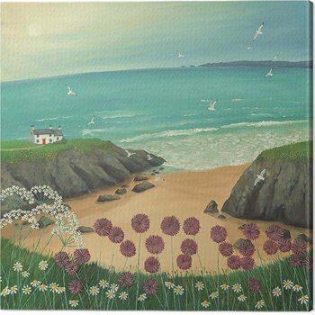 Tablou Canvas Jo Grundy - Ocean Breeze