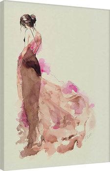 Tablou Canvas Louise Nisbet - Gabriella