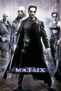 Tablou Canvas Matrix - Hackeri