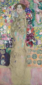 Tablou Canvas Portrait of Ria Munk III, unfinished, 1917-18