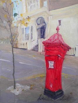 Tablou Canvas Post Box