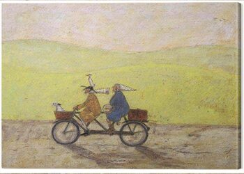 Tablou Canvas Sam Toft - Grand Day Out