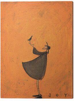 Tablou Canvas Sam Toft - Joy