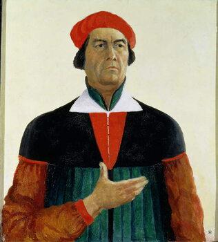 Tablou Canvas Self Portrait as an Artist