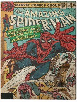 Tablou Canvas Spider-Man - Chameleon