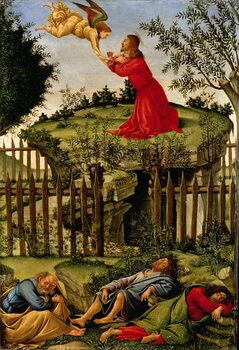 Tablou Canvas The Agony in the Garden, c.1500