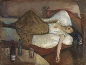 Tablou Canvas The Day After, 1894