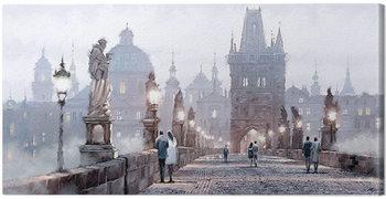 Richard Macneil - Charles Bridge Tablou Canvas