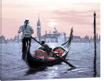 Richard Macneil - Venice Tablou Canvas