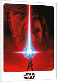 Star Wars The Last Jedi - Teaser Tablou Canvas