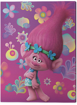 Trolls - Poppy Tablou Canvas