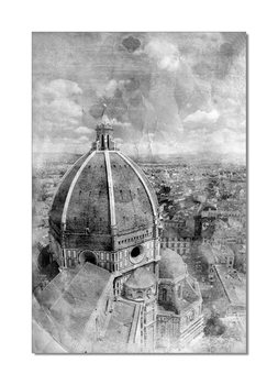 Florence - Cathedral Santa Maria del Fiore Tablou
