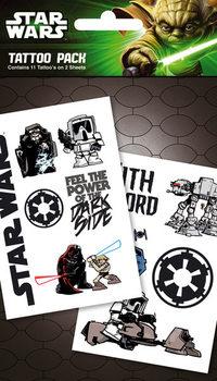 Tätowierung STAR WARS - empire
