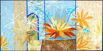 Takira - Decorative Art 2 Festmény reprodukció