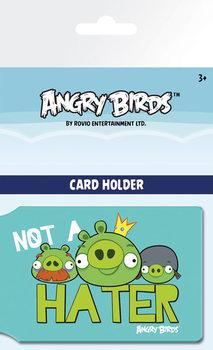 Tarjetero Angry Birds - Love Hate