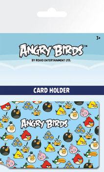 Tarjetero Angry Birds - Pattern