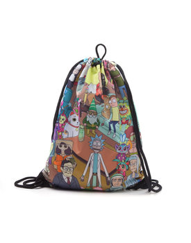 Tasche  Rick & Morty - Characters