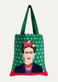 Frida Kahlo - Green Vogue Taske