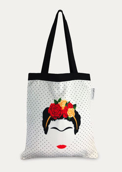 Frida Kahlo - Minimalist Taske