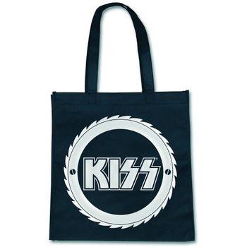 Kiss - Buzzsaw Logo Taske