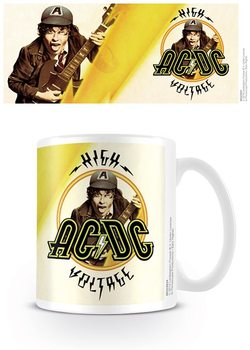Tasse AC/DC - High Voltage