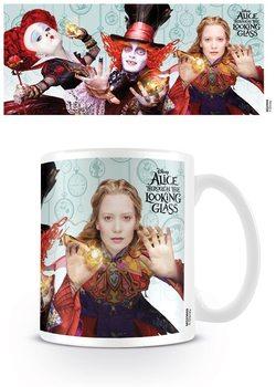 Tasse Alice im wunderland: hinter den spiegeln - Characters