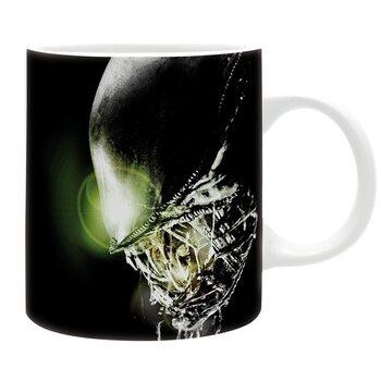 Becher Alien