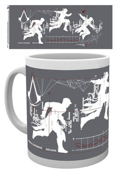 Tasse  Assassin's Creed - Run
