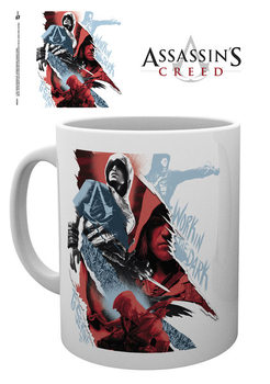 Tasse  Assassins Creed - Compilation 1