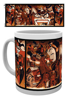 Tasse Batman Comics - Villains