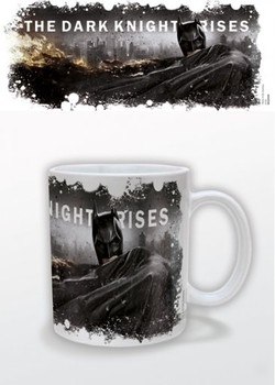 Tasse Batman The Dark Knight Rises - Cityscape