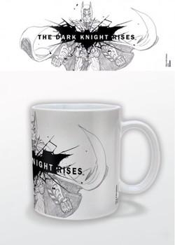 Tasse Batman The Dark Knight Rises - Sketch