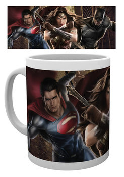 Tasse Batman v Superman: Dawn of Justice - Trio