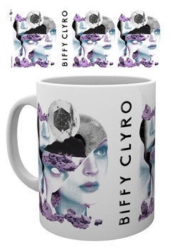Tasse Biffy Clyro - Lips