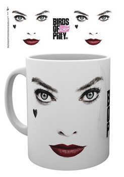 Tasse Birds Of Prey: The Emancipation Of Harley Quinn - Face