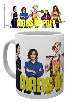 Tasse Birds Of Prey: The Emancipation Of Harley Quinn - Group