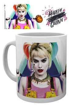 Tasse Birds Of Prey: The Emancipation Of Harley Quinn - Harley Quinn