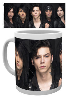 Tasse Black Veil Brides - Faces