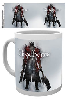Tasse Bloodborne - Key Art